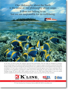 """K"" Line Philosophy Ad"