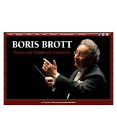 Boris Brott website